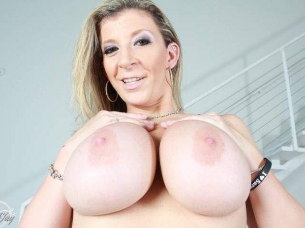 Sara jay tits